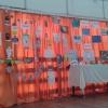 Kiállítás a versenyzők évközi munkáiból