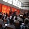 Bencsik János országgyűlési képviselő megnyitja a rendezvényt